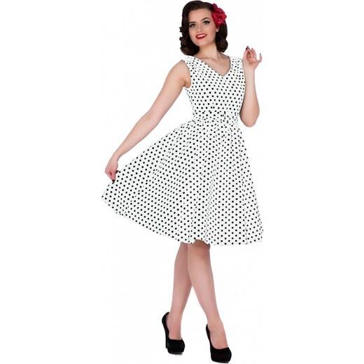 Dolly and Dotty retro šaty s puntíky Wendy 51d3e5c5da