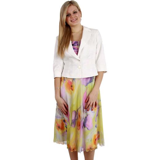 Artex Elegantní kostým s šaty - Glami.cz 12f4f4b563