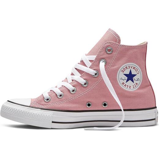 Converse pudrové dámské boty Chuck Taylor All Star - Glami.cz 29fdedce30