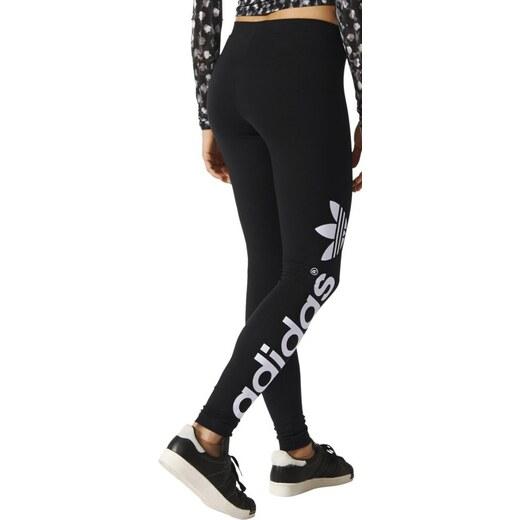 c429a2c68cd0 Legíny Adidas Linear Leggings black - Glami.cz