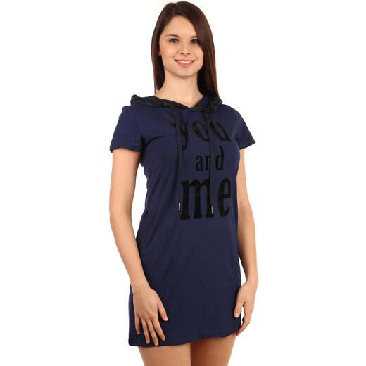 Glara Dámske letné krátke tričkové šaty - Glami.sk 3c033d9e560
