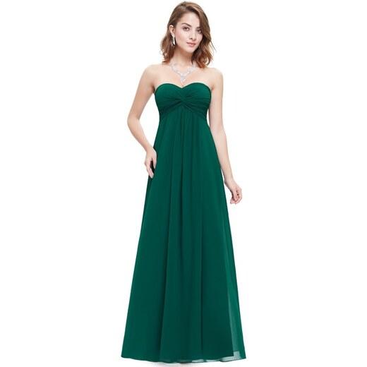 Ever Pretty plesové šaty zelené 8084 - Glami.cz 125669a5fa8