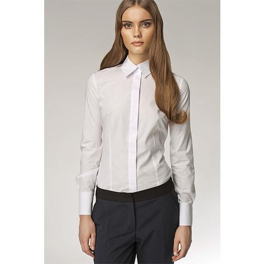 Dámská bílá košile Nife Zoe - Glami.cz 5a02996cc4