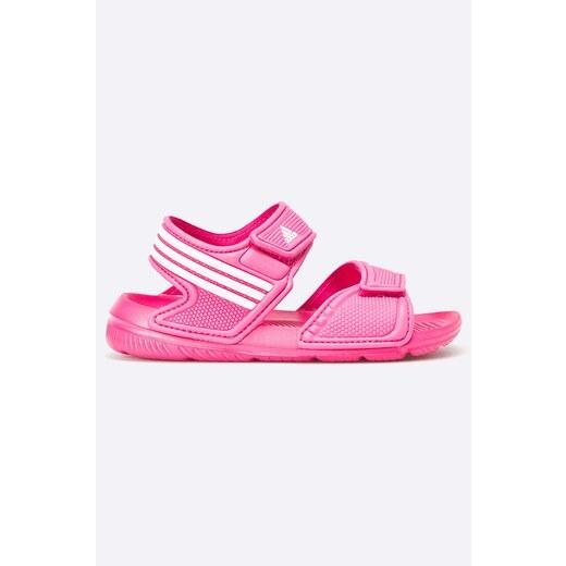 ede3562fdee9 adidas Performance - Detské sandále Akwah 9 K - Glami.sk