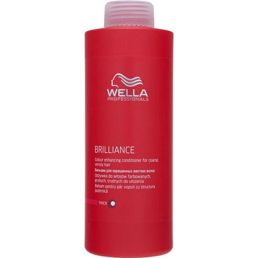Wella Professionals Brilliance Conditioner kondicionér pre hrubé a farbené  vlasy 1000 ml - Glami.sk e5d151f983e