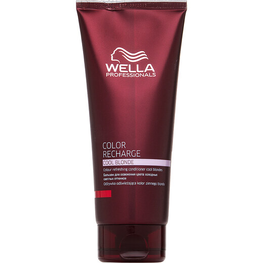 Wella Professionals Color Recharge Cool Blonde Conditioner kondicionér pre  oživenie farby studených blond odtieňov vlasov 200 ml - Glami.sk 2d7270923d4