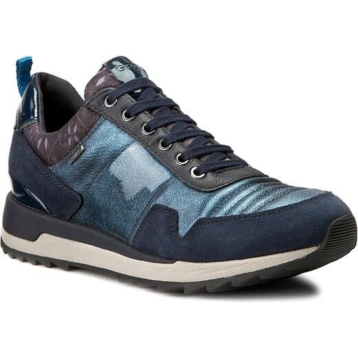 Sneakersy GEOX - D Aneko B Abx A D643FA 022BN C4460 Navy Octane - Glami.cz d651632cbd