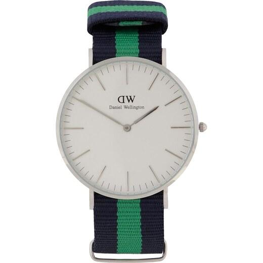 Pánské hodinky ve stříbrné barvě CLASSIC Warwick Daniel Wellington -  Glami.cz 119839f286