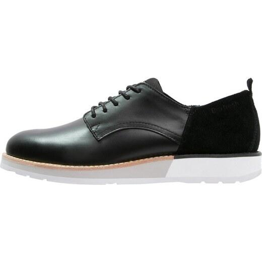 à lacets Boxfresh Chaussures HORTIK black ftnEwqH6xO