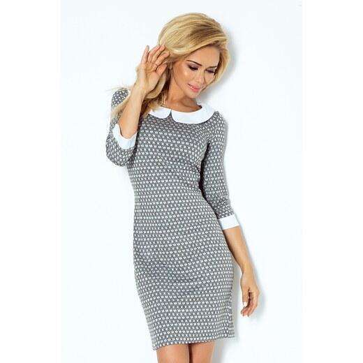f521efbaaa24 Dámske biznis šaty Numoco Sonia