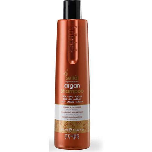Echosline SELIAR Argan Shampoo – vyživující šampon s arganovým olejem pro  poškozené vlasy 350ml - Glami.cz 83701c2ccef