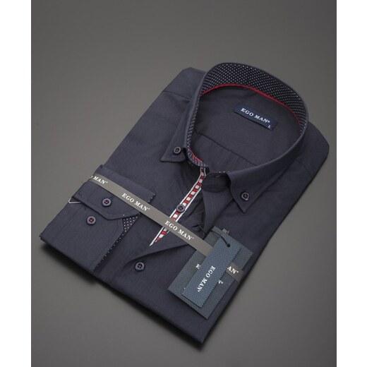 997ff8ecd867 EGO MAN košeľa pánska 101-2 regular fit - Glami.sk