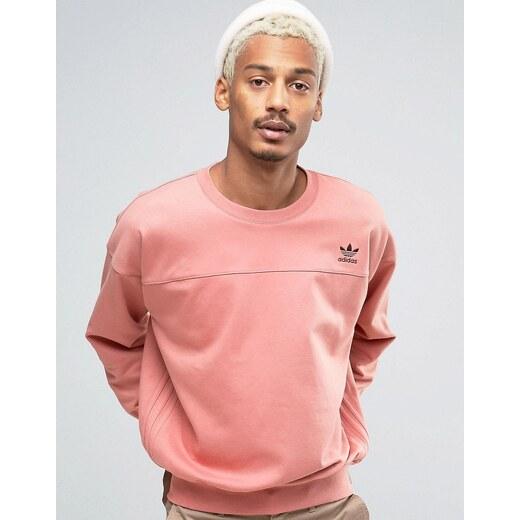 Adidas Originals - Fallen Future BR1809 - Sweat - Rose - Rose - Glami.fr 5bce5e93b559