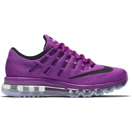 0cc60fa1f15 Dámské boty Nike WMNS AIR MAX 2016 fialové HYPER VIOLET BLACK-GMM BL-WHT -  Glami.cz