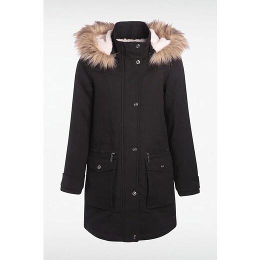 Manteau femme coupe courte esprit cape bonobo