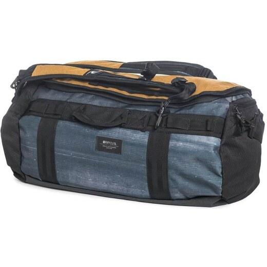 de81803ead9 cestovní taška Ripcurl STACKER DUFFLE Brown - Glami.cz