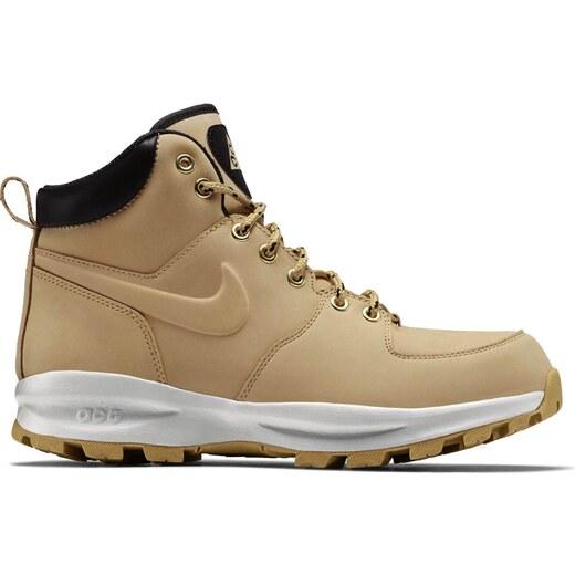c868832f84e Pánská zimní obuv Nike MANOA LEATHER HAYSTACK HAYSTACK-VELVET BROWN -  Glami.cz