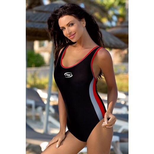 Volin Alex 02 egyrészes női sportfürdőruha fekete - Glami.hu 779a230d9e
