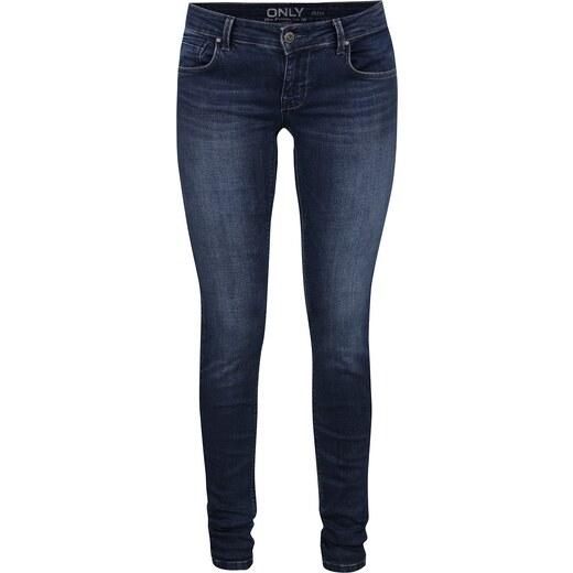 425c5d3da7f Tmavě modré skinny džíny ONLY Dylan - Glami.cz