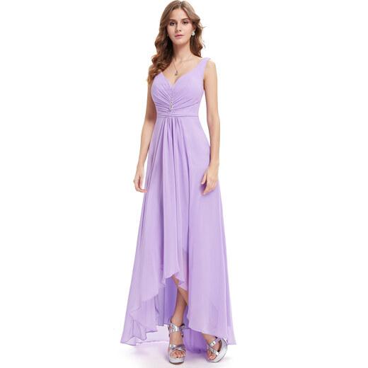 Ever Pretty plesové a společenské šaty HE09983 fialová - Glami.cz 0d6d52f6a5