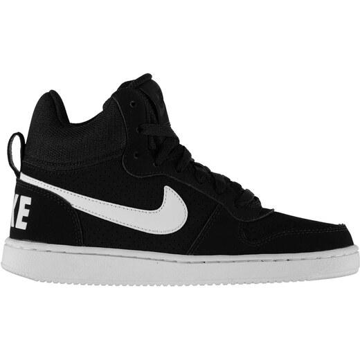 Kotníkové tenisky Nike Court Borough dám. černá bílá - Glami.cz a8d86a6301