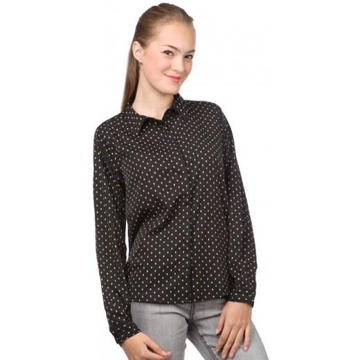 Brave Soul dámská košile Retro XS černá - Glami.cz 0c2f725e31