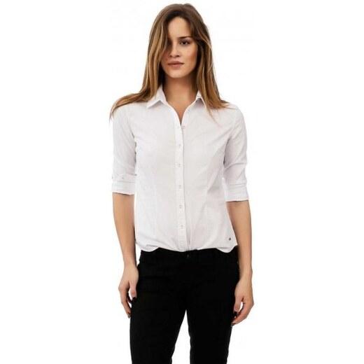 Timeout dámská košile S bílá - Glami.cz cfe176a8cc