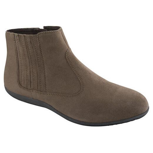 Scholl Dámske členkové topánky Sieves Biomechanics Taupe F263471062 -  Glami.sk 19d5b15f430