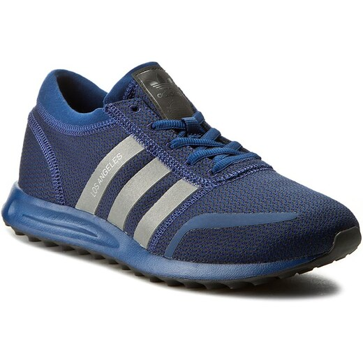 online store c648d 6f5d5 Pantofi adidas - Los Angeles BB1128 MysbluSilvmtCblack - Gla