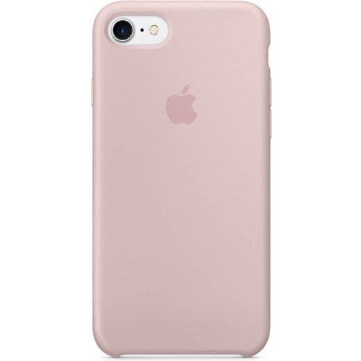 Apple iPhone 7 8 Silicone Case zadní kryt pískově růžový - Glami.cz 21d66a255c4