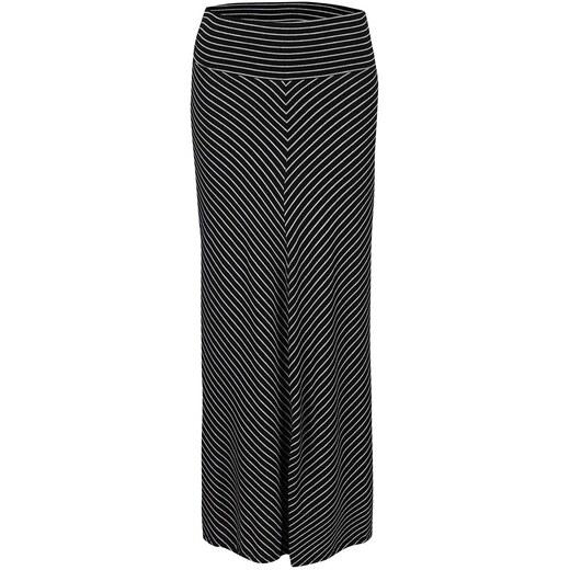 93db6594db3 Černá pruhovaná sukně Haily´s Eve - Glami.cz