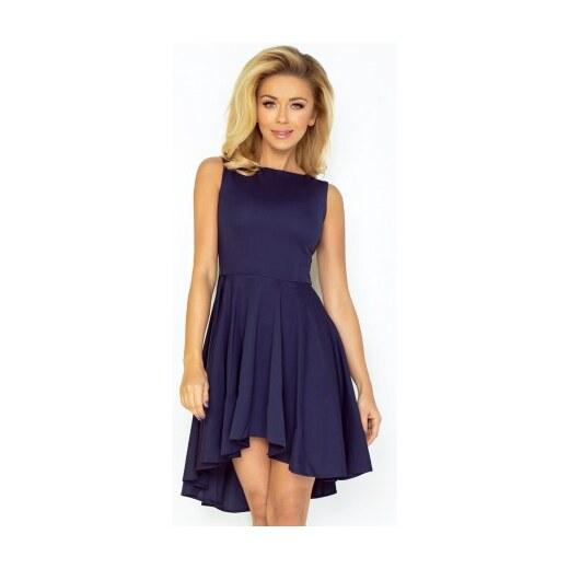 Dámské asymetrické šaty Lacosta - Exclusive tmavě modré NUMOCO 33-3 -  Glami.cz afaaba0626
