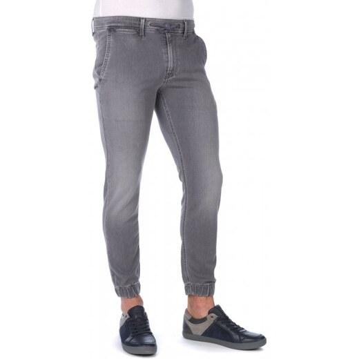 4917abcd545 Pepe Jeans pánské jeansy Slack 38 34 šedá - Glami.cz