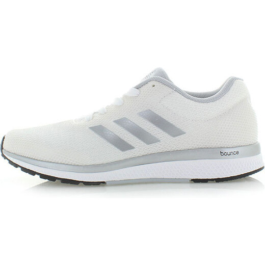 adidas PERFORMANCE Dámske bielo-strieborné tenisky ADIDAS Mana Bounce 2W  Aramis - Glami.sk 6c73886b91e