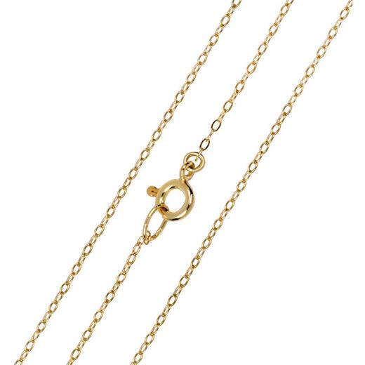 800d4a12e Brilio Elegantné zlatá retiazka 271 001 00175 - 1,15 g - Glami.sk