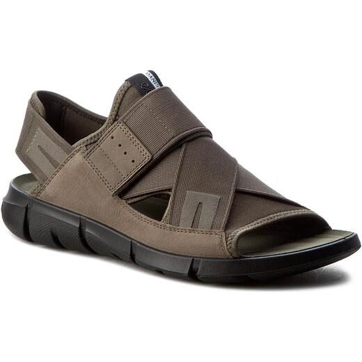 Szandál ECCO - Intrinsic Sandal 84200455894 Tarmac Tarmac - Glami.hu 486adf8df9