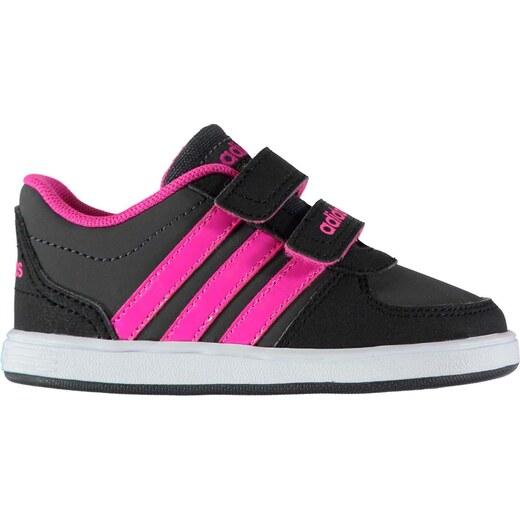 adidas Hoops Nbk InfGL 72 DkGrey Pink Blk - Glami.cz 70d7689fd8