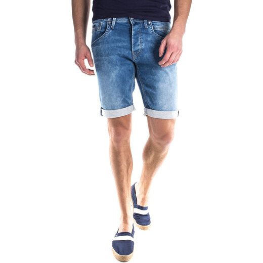 Pánské kraťasy Pepe Jeans TRACK SHORT W28 - Glami.cz 846b0f4cde