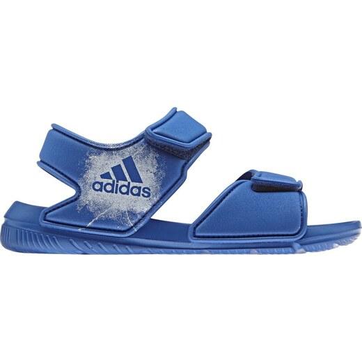 3ae4901415ca adidas Detské sandále AltaSwim C - modré - Glami.sk