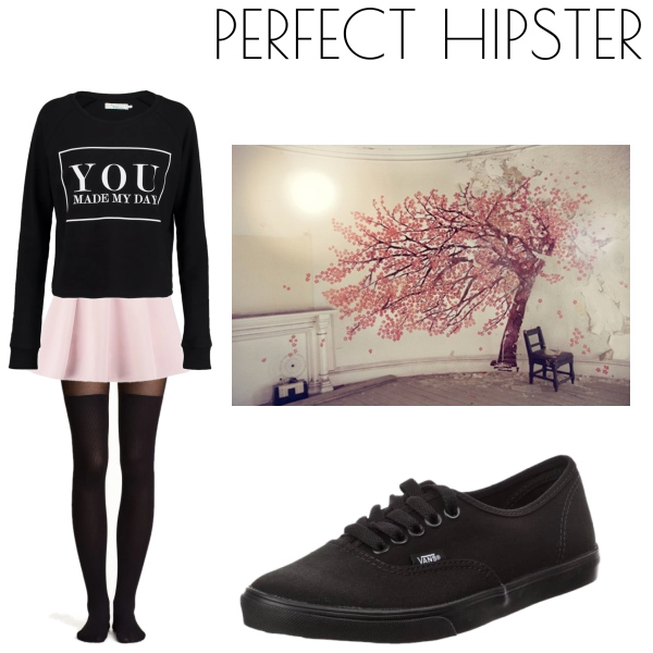 perfect hipster