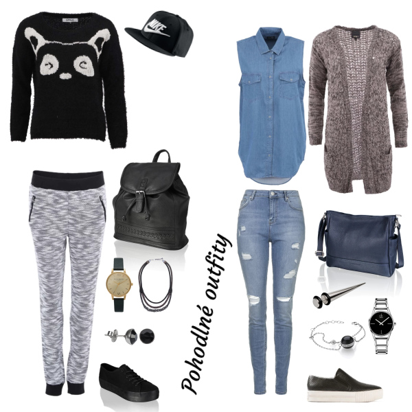 Ležérní outfity