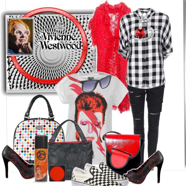 Ala Vivienne Westwood ;))