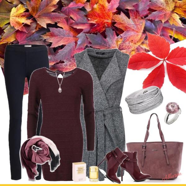 Podzimní look