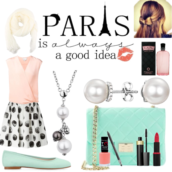 Na styl Paris♥