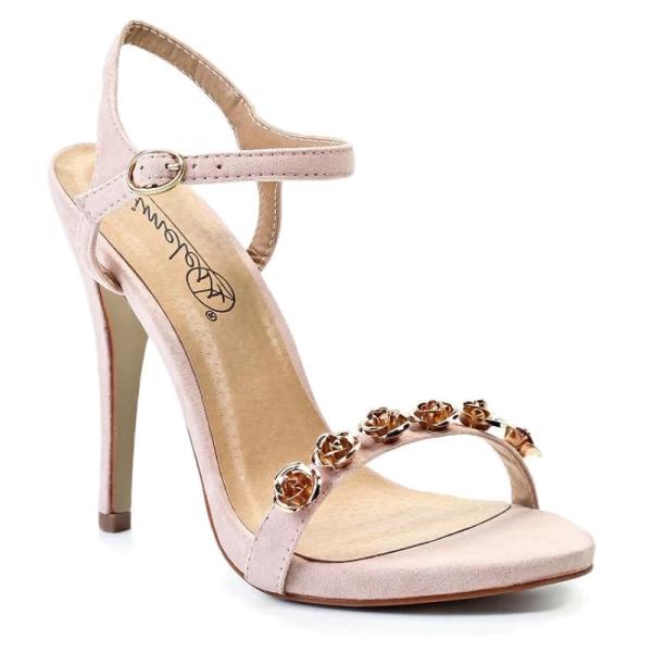 sandálky na podpatku ♥♥♥