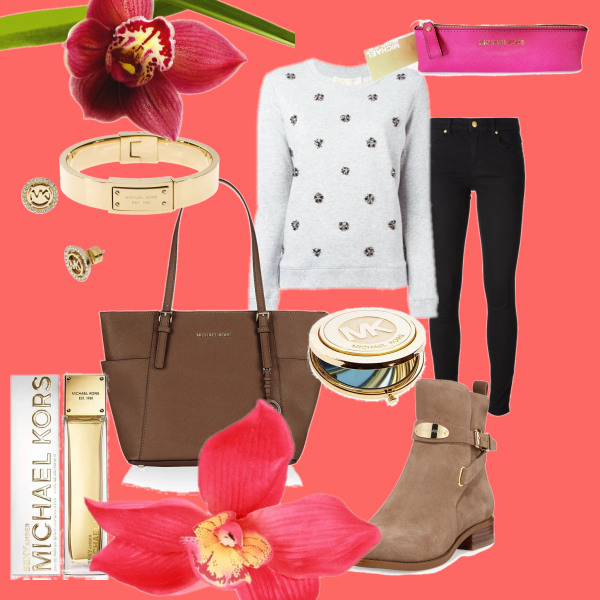 (outfit)--- michael kors