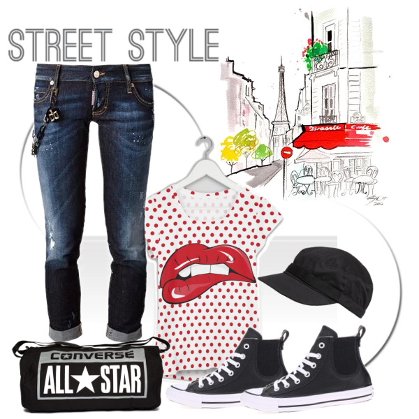 street móda