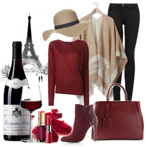 Na víno v Paříži