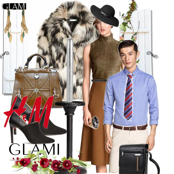 KOMBINACE NE JEN H&M