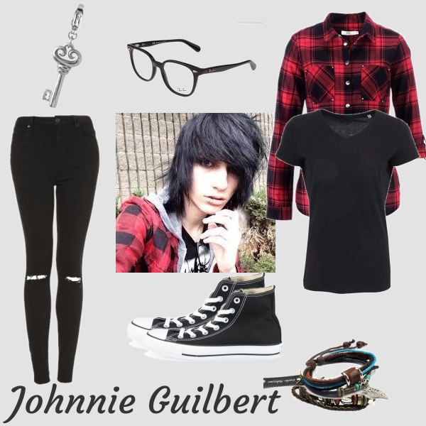 Johnnie Guilberts style for Girls